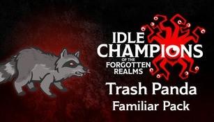 Idle Champions - Trash Panda Familiar Pack