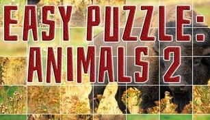 Easy puzzle: Animals 2