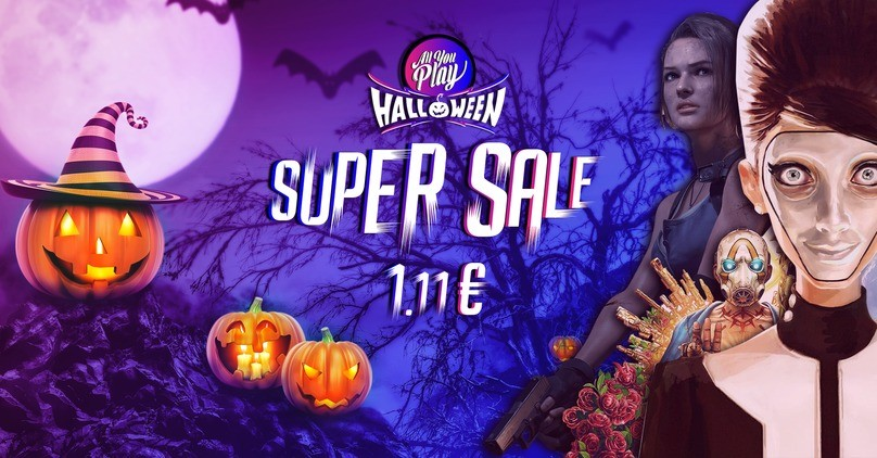 Allyouplay - Super Sale Halloween 1.11
