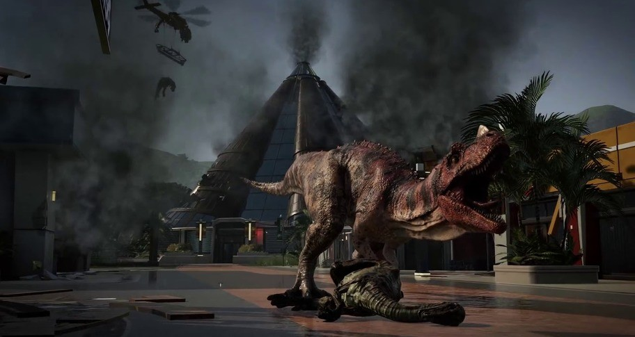 Jurassic World Evolution - Premium Edition