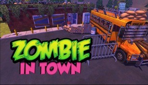 Zombie In Town