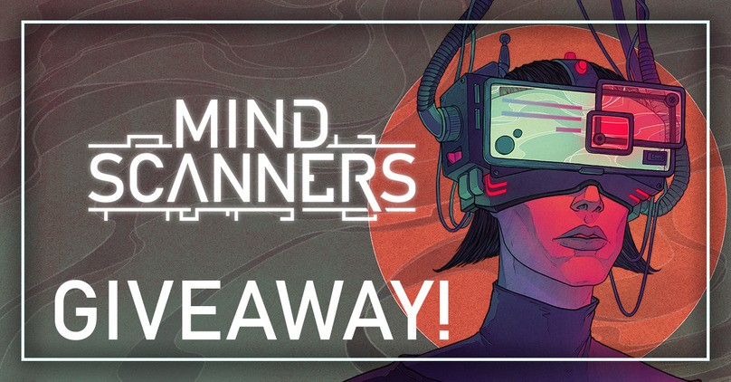 [UPDATE] Win 1 of 5 Steam keys for Mind Scanners