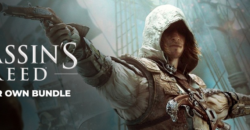 Fanatical - Build your own Assassin's Creed Bundle