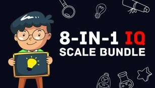 8-in-1 IQ Scale Bundle - Find The Number