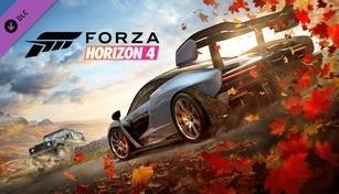 Forza Horizon 4: British Sports Car Car Pack