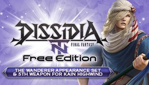 DFF NT: The Wanderer Appearance Set & 5th Weapon for Kain Highwind