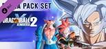 DRAGON BALL XENOVERSE 2 - Extra Pack Set