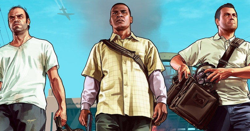 [UPDATE] FREE GTA V on Epic Games Store today 5PM CET!