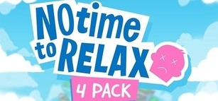 No Time to Relax 4 Pack