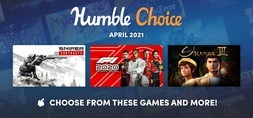 Humble Choice - April 2021