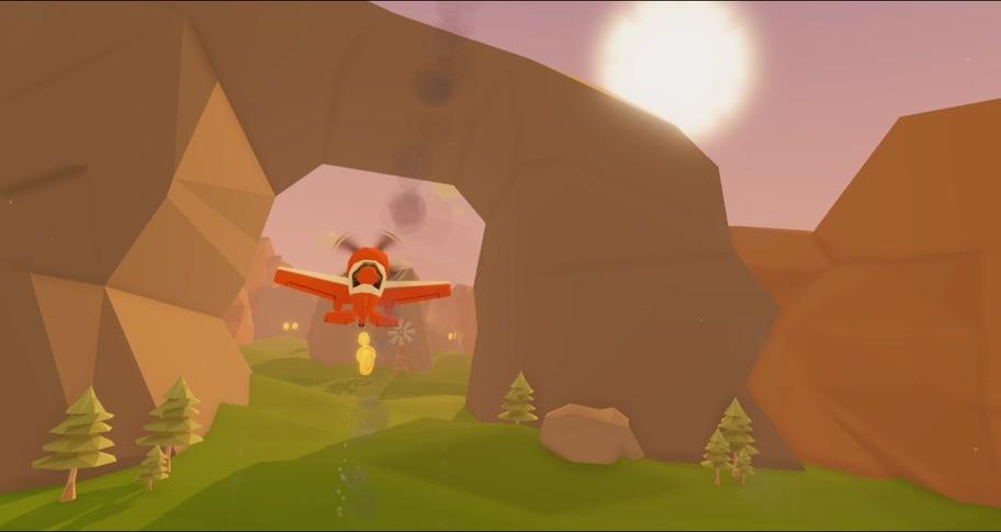 Wacky Wings VR