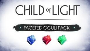 Faceted Oculi Pack