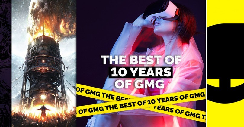 Green Man Gaming - The Best of 10 Years of GMG