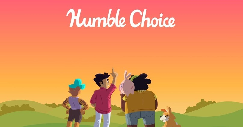 Get Humble Choice Premium for $6 a month for 6 months!