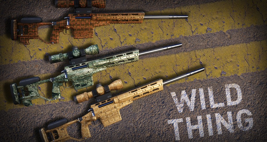 Sniper Ghost Warrior Contracts 2 - Wild Thing Skin Pack