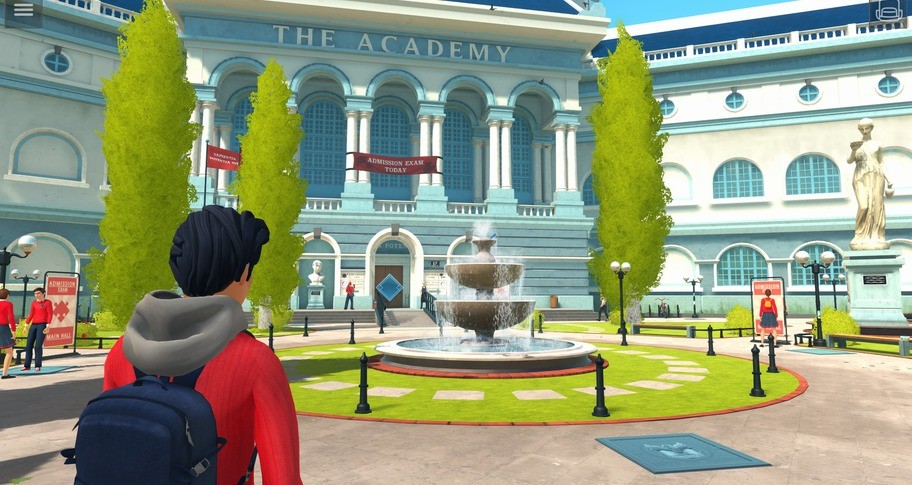 The Academy: The First Riddle