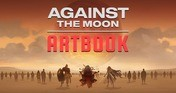 Against The Moon - Artbook