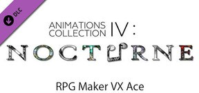 RPG Maker VX Ace - Animations Collection 4 - Nocturne