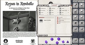 Fantasy Grounds - Rogues in Remballo (5E)