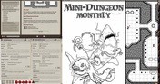 Fantasy Grounds - Mini-Dungeon Monthly #12