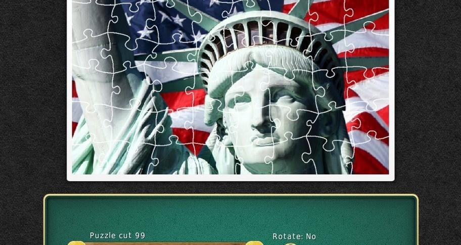 1001 Jigsaw. World Tour: Great America