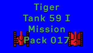 Tiger Tank 59 Ⅰ Mission Pack 017