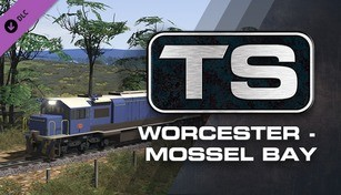 Train Simulator: Worcester - Mossel Bay Railway Route Add-On