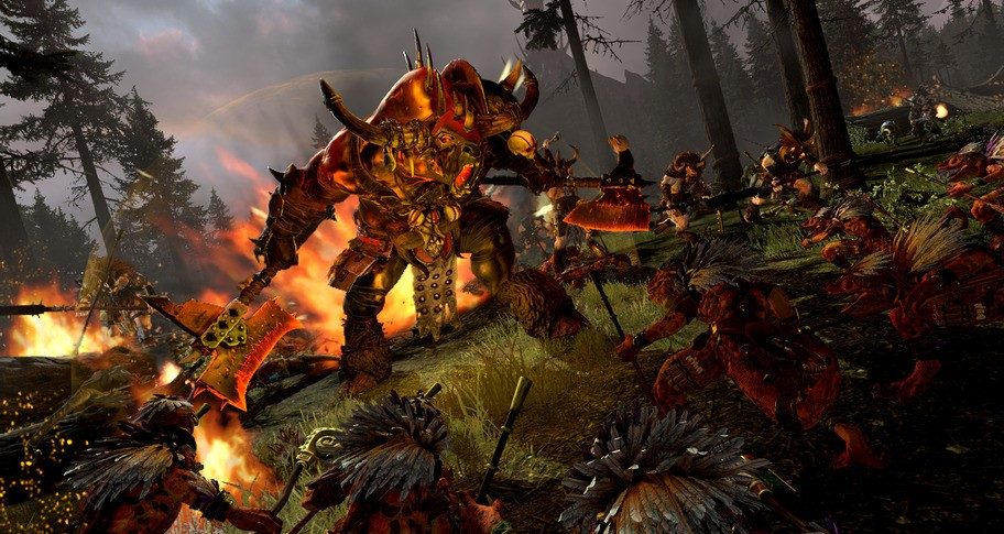 Total War: WARHAMMER II - The Silence & The Fury