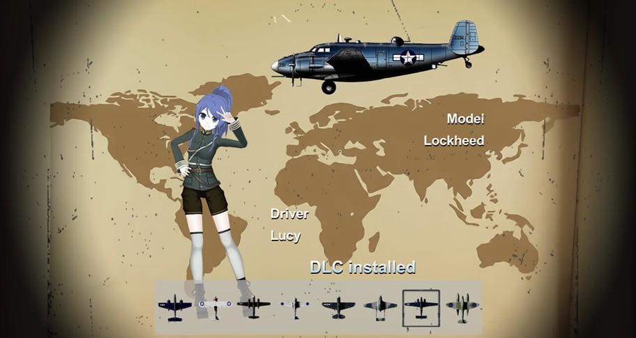Sky Goddess Ⅱ DLC-3