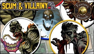Fantasy Grounds - Scum and Villainy, Volume 6 (Token Pack)