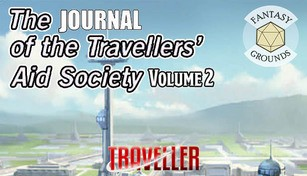 Fantasy Grounds - Journal of the Travellers' Aid Society Volume 2