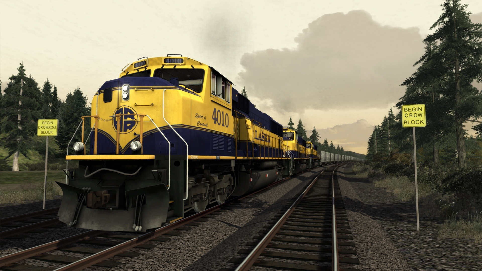 Buy Cheap Train Simulator The Alaska Railroad Anchorage Seward Route Add On Cd Key Lowest Price
