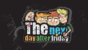 The Next Day After Friday