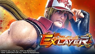 FIGHTING EX LAYER - Character: Terry