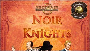 Fantasy Grounds - Noir Knights Intro Pack (Savage Worlds)