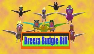 Breeza Budgie Bill