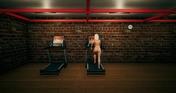 Girls Gym