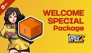 Freestyle2 - Welcome Special Package