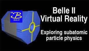 Belle II in Virtual Reality