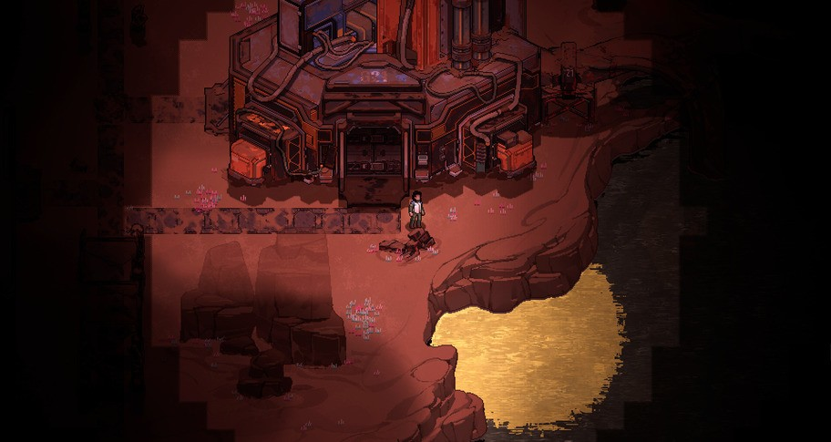 Subterrain : Mines of Titan