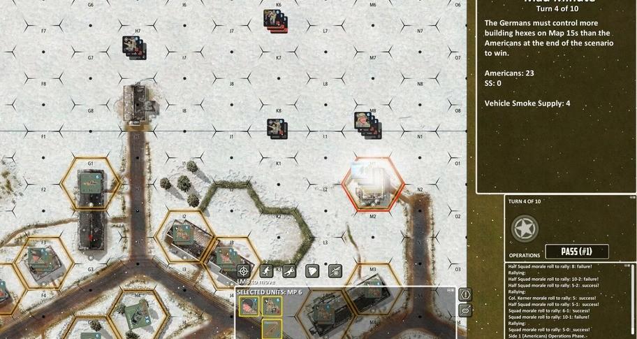 Lock 'n Load Tactical Digital: Battles to the Rhine Battlepack