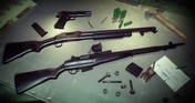 Zombie Army 4: Carbon Weapon Skins