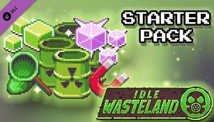 Idle Wasteland - Starter Pack
