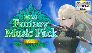 RPG Maker MZ - Fantasy Music Pack Vol 1