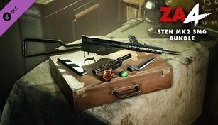 Zombie Army 4: Sten MK2 SMG Bundle