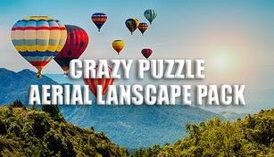 Crazy Puzzle - Aerial Landscapes