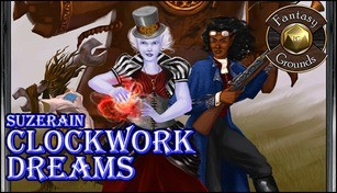 Fantasy Grounds - Clockwork Dreams (Savage Worlds)