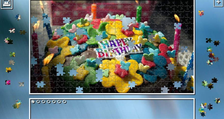 Super Jigsaw Puzzle: Generations - Second Anniversary
