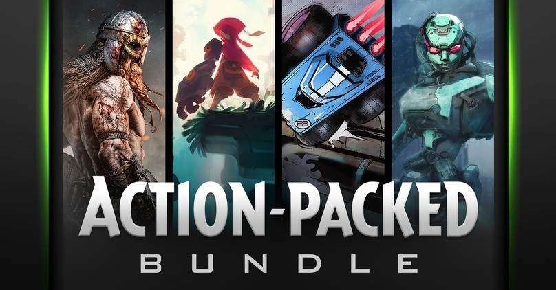 Fanatical - Action Packed Bundle