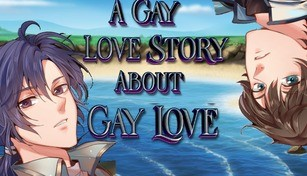 A Gay Love Story About Gay Love